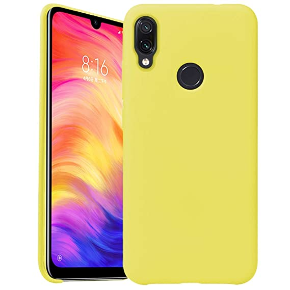 Amazon.com: Case for Xiaomi Redmi Note 7,Shockproof Anti ...