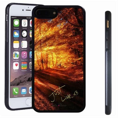 iphone 7 8 Plus case, SoloShow(R) Slim Shockproof TPU Soft Case Rubber Silicone for Apple iphone 7 8 Plus - Is Much Vogue How