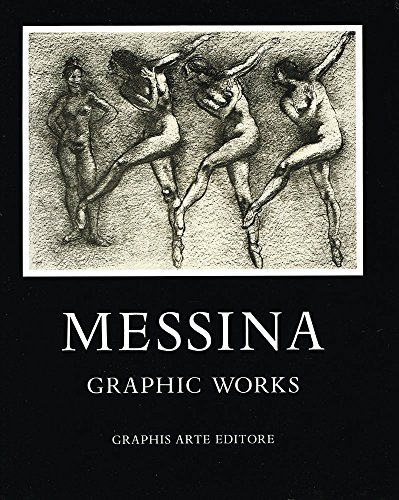 Francesco Messina. Graphic Works. Drawings, Pastels and Lithographs From 1930 To 1973.