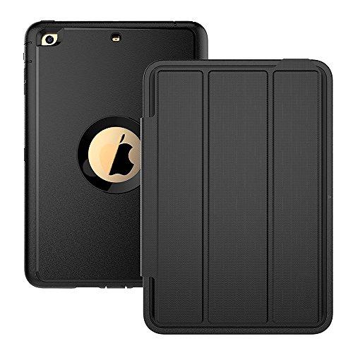 iPad Case iPad Mini 1 2 3 Case - Three layers of fall pro...