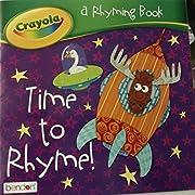 Crayola, a Rhyming Book by Hallmark