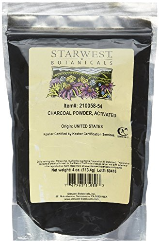 Starwest-Botanicals-Charcoal-Powder-Activated-4-Ounces