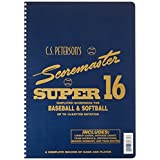 Cramer Scorebook, C.S. Peterson's Super 16, Baseball and Softball