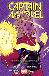 Captain Marvel Vol. 3: Alis Volat Propriis (Captain Marvel (2014-2015))