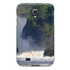 [NJVRUOX2479osRkC]premium Phone Case For Galaxy S4/ Waterfall From A River Gorge Tpu Case Cover