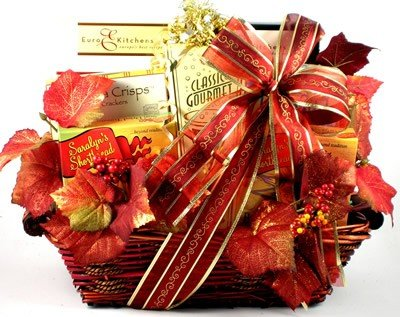 Gift Basket Village Deluxe Fall Collection Gift Basket by Gift Basket Village