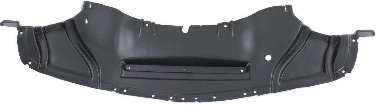 Front Engine Splash Shield For 2009-2012 Dodge Challenger