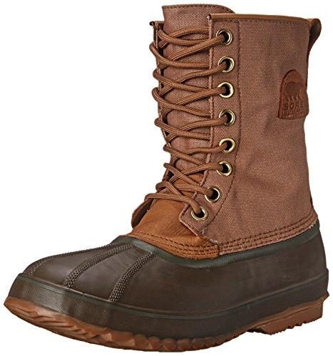 Sorel Men's 1964 Premium T CVS Boot, Peatmoss, Bright Copper