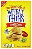 Wheat Thins, Sundried Tomato & Basil, 9 oz