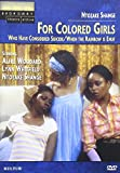 For Colored Girls Who Have Considered Suicide/When the Rainbow Is Enuf - Alfre Woodard, Lynn Whitfield (Broadway Theatre Archive)