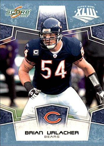 2008 Score Super Bowl XLIII Glossy #55 Brian Urlacher ()