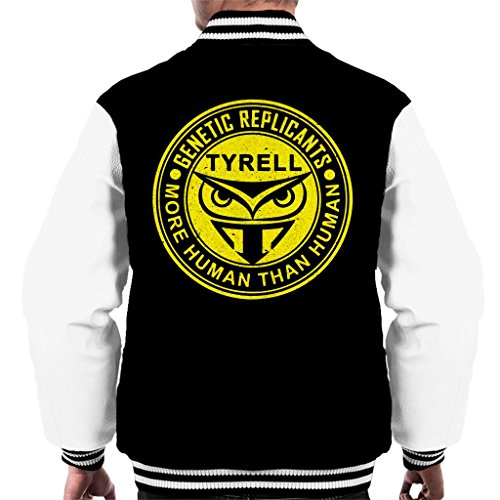 Logo Blade Varsity Replicants Runner Tyrell Jacket Men's wwUqPRBtW