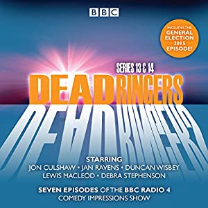 Dead Ringers Series 13 & 14 Radio/TV Program