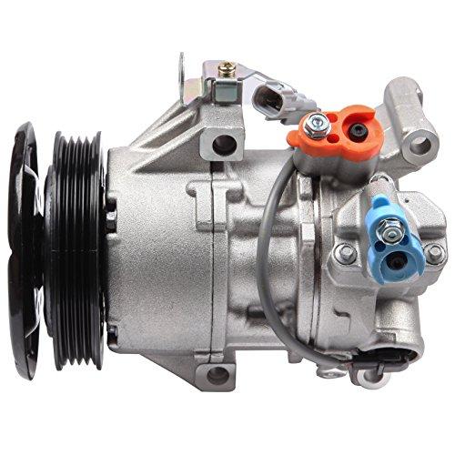 ECCPP Replacement for fits Scion xA xB1.5L A/C Compressor w/Cluth 2004-2006 2005 (10361451)-275891 (2006 Scion Xb Ac Compressor)