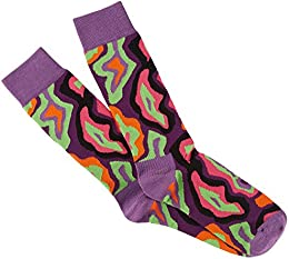 Best Review Unisex Mri Combed Cotton Crew Socks
