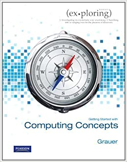 Book Exploring Getting Started with Computer Concepts by Robert T. Grauer (2010-02-05)