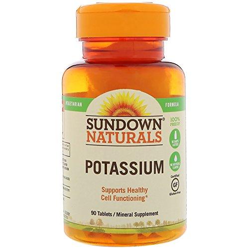 Multi-Source Potassium by Sundown Naturals - 90 (Multi Source Potassium)