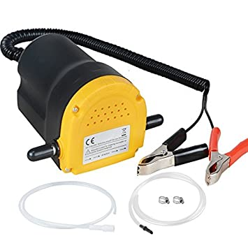 60 W//12 V Ölpumpe Ölabsaugpumpe Absaugpumpe Ölwechsel Dieselpumpe Motoröl Heizöl