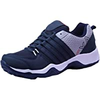 Shozie Men's Multi-Colored Sports Running Shoes