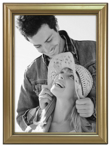Traditions Wall Photo Frame (Malden International Designs Traditions Molding Wooden Picture Frame, 5x7,)