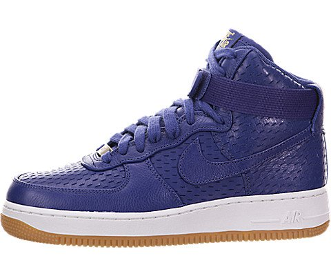 online store 6c88f 7ca1e Galleon - Nike Wmns Air Force 1 Hi Prm Mens Style  654440-008 Size  8