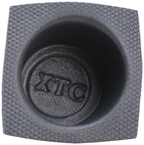 Install Bay Speaker Baffle 6 1/2 Inch Round Large Frame Pair-VXT62