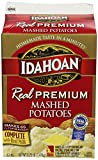 Idahoan Real Mashed Gable Carton, Premium, 52 oz