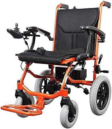 CHAIR Silla de ruedas, silla de rehabilitación médica para personas mayores, personas mayores, The Lightest Amp; La silla de ruedas eléctrica más compacta del mundo, la silla de transporte eléctrica