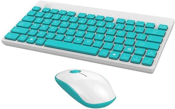 Juego de ratón inalámbrico y teclado para escritorio ...