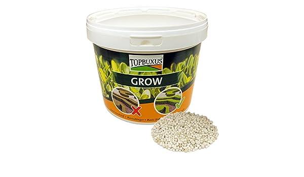 topb uxus Grow - -- Base de Abono para una mejor equilibrada Nutrientes. Su Buxus: Amazon.es: Jardín
