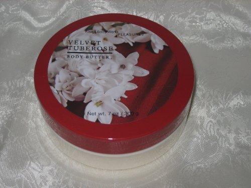 Bath & Body Works Velvet Tuberose Body Butter 7 oz.