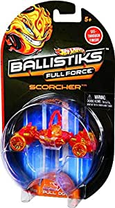 Hot Wheels Ballistiks Full Force Scorcher Vehicle