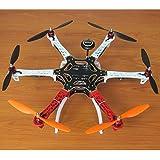 Hobbypower DIY F550 Hexacopter Frame Kit with Pixhawk Fight Controller+NEO-7M GPS +Simonk 30A ESC + 2212 920KV Motor