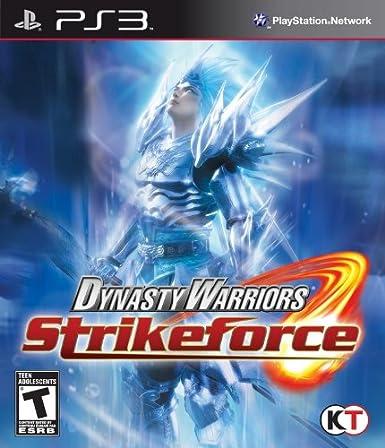 Dynasty Warriors: Strikeforce - PlayStation 3: Amazon.es ...