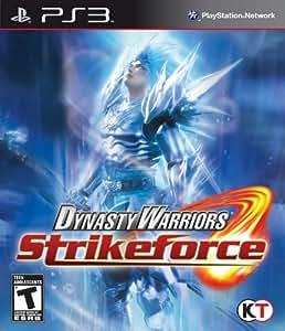 Dynasty Warriors: Strikeforce - PlayStation 3 Standard Edition