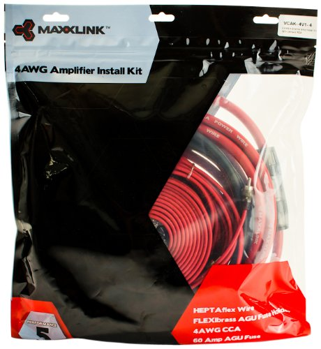 Maxxlink High Value Amplifier Kit