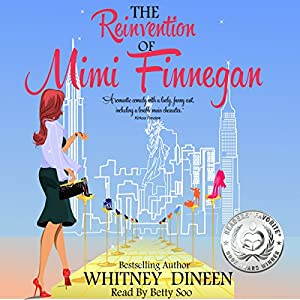 The Reinvention of Mimi Finnegan Audiobook