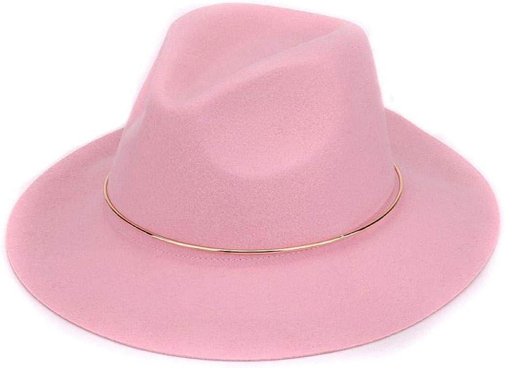 SerLaks Wool Fedora Hats...