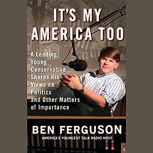 It's My America Too Audiobook