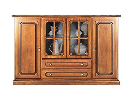Credenza Classica Per Soggiorno : Credenza in stile per cucina soggiorno sala da pranzo struttura