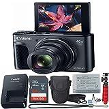 Canon PowerShot SX730 Digital Camera w/40x Optical Zoom & 3 Inch Tilt LCD