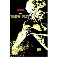 Finn Jones 8inch x 10inch PHOTOGRAPH Iron Fist (TV Series 2017 - ) Cartoon Art Title Poster kn