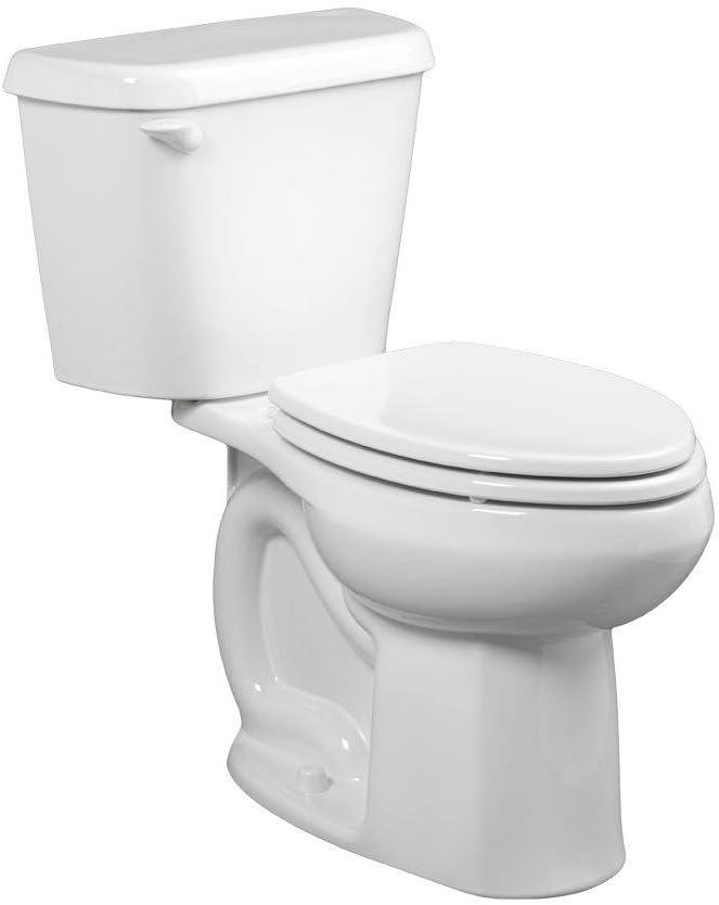 American Standard 221CA.004.020 Colony 12-Inch Toilet Combo, White