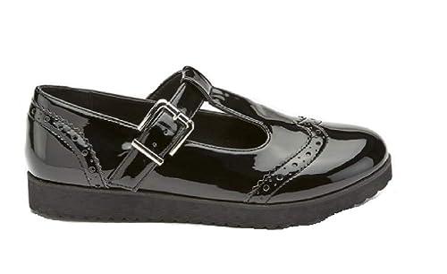 9b5ad44e03113 GladRags - Mocasines de Charol para Mujer  Amazon.es  Zapatos y ...