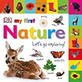 My First Nature Let's Go Exploring (Tabbed Board Books)