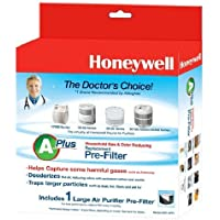 Honeywell Premium Odor-Reducing Air Purifier Replacement Pre-Filter, HRF-APP1 (Pack of 4)