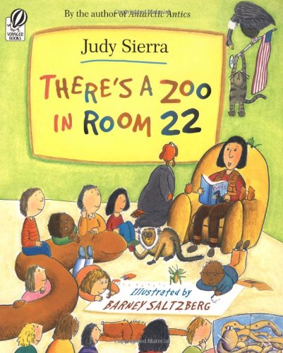 Download There's a Zoo in Room 22 pdf