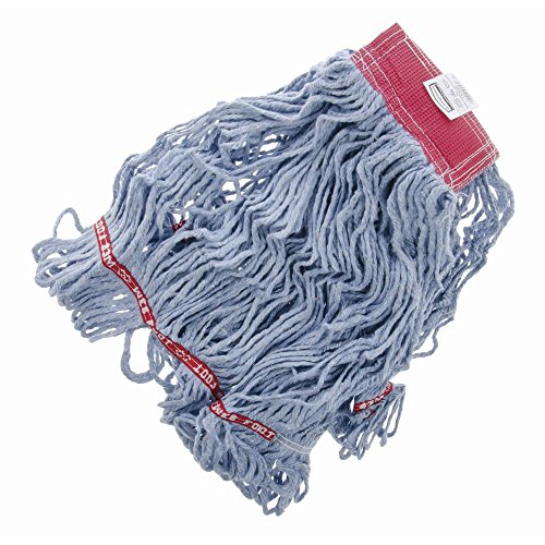 Rubbermaid 24 oz Blue Web Foot Mop Head With 5