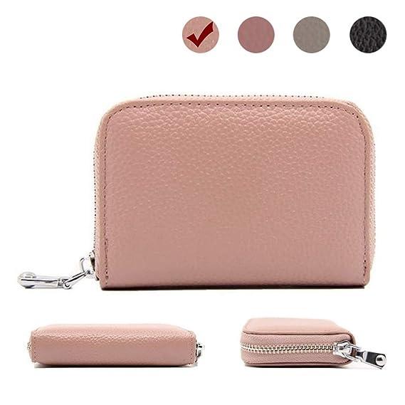 ee07473a566b Amazon.com: QLTYPRI Women Credit Card Holder Wallet Soft PU Leather ...