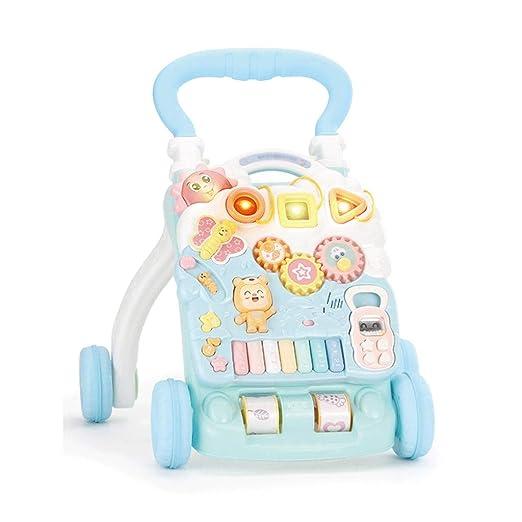 Baby Walker Trolley Multifunción Bebé Niño de un año aprendiendo a ...